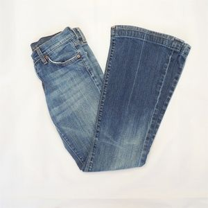 7 for all Man kind Flare Jeans 26